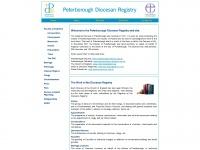 peterboroughdiocesanregistry.co.uk