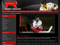 Rhino Sports - UK's Leading Customised Sports Manufacturers