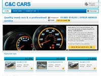 candc-cars.co.uk