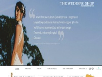 The-wedding-shop.co.uk