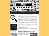 document-records.com