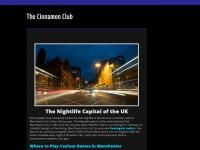 Thecinnamonclub.net
