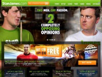 StanJames.com - Sports betting, In-Play Betting, Casino, Games, Poker and Mobile