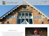 Cholmondeleyarms.co.uk