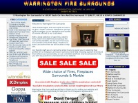 warrington-fires.co.uk Thumbnail