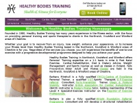 healthybodiestraining.co.uk