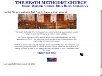Theheathmethodistchurch.org.uk
