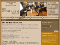 Thewilbrahamarms.co.uk