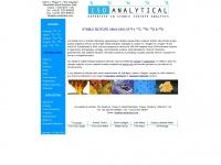 Iso-analytical.co.uk