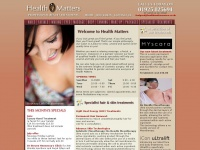 Healthmattersmore.co.uk