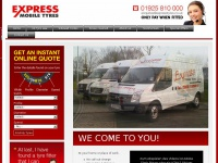 expresstyres.co.uk Thumbnail