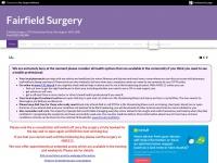 fairfield-surgery.co.uk