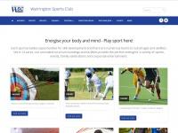 warringtonsportsclub.co.uk Thumbnail