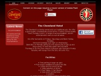 Theclevelandhotel.co.uk