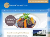 Devonandcornwallbreaks.co.uk - Devon & Cornwall Breaks | Brend Hotels | Award-winning Hotel Group
