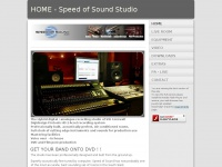 Speedofsoundstudio.co.uk