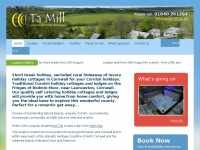 Ta Mill, quality self catering holiday cottages, cornwall | Short break holiday cottages in cornwall, holiday cottages cornwall, lodges in cornwall, cornish holiday cottages