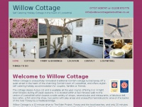 willowcottagelostwithiel.co.uk
