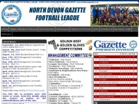 northdevonfootballleague.org.uk Thumbnail