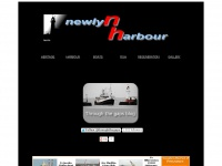 Newlyn Commercial fishing, fish and food Cornwall UK