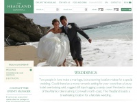headlandweddings.co.uk