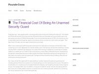 Pounds-cross.co.uk