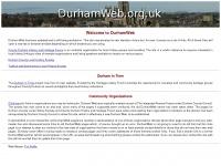 Durhamweb.org.uk