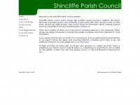 shincliffeparishcouncil.co.uk