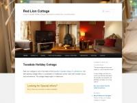 redlioncottage.co.uk