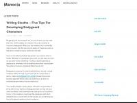 Manocia.co.uk