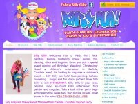 Partyfun.org.uk