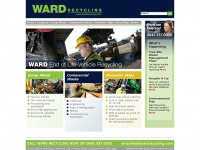 Ward Recycling | Homepage