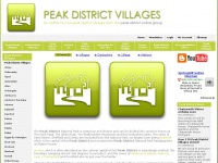 peakdistrictvillages.co.uk