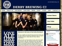 derbybrewing.co.uk