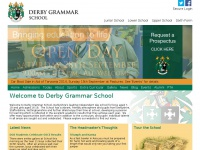 derbygrammar.co.uk