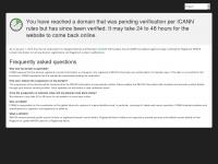 Cromfordcanal.info
