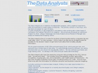 Thedata-analysts.co.uk