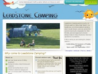 Leadstonecamping.co.uk
