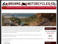 Brownsmotorcycles.co.uk