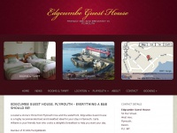 Edgcumbe Guest House - Plymouth Bed and Breakfast, Plymouth, Devon