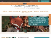 autumnfair.com