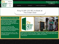 The-greendoor.co.uk