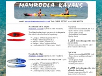 mamboola-kayaks.co.uk