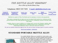 Theskittlealleycompany.co.uk