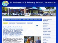 St Andrew's Primary School - HOME