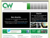 cavewoodproductions.co.uk Thumbnail