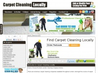 carpetcleaninglocally.co.uk Thumbnail