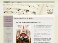 brentwoodchoralsociety.org.uk