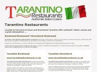 Tarantinosrestaurant.co.uk