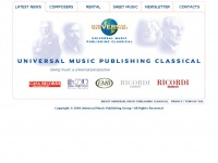universalmusicpublishingclassical.com